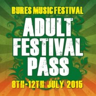 Adult Festival Pass 2015