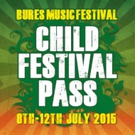 Child Festival Pass 2015 (11 and under)
