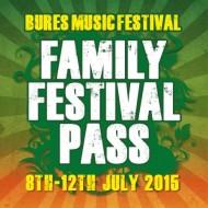 Family Festival Pass 2015