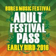 Earlybird Adult Festival Pass 2016