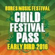 Earlybird Child Festival Pass 2016