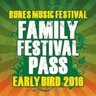 Earlybird Family Festival Pass 2016