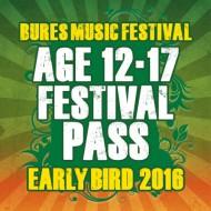 Earlybird Teen Festival Pass 2016