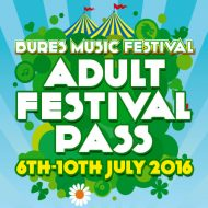 Adult Festival Pass 2016