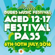 Teen Festival Pass 2016