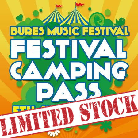 Festival Camping Pass Limited