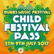 Tier 1 Child Festival Pass