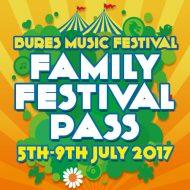 Tier 1 Family Festival Pass