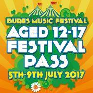 Tier 1 Teen Festival Pass