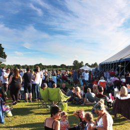 Bures Music Festival packs in entertainment for all ages