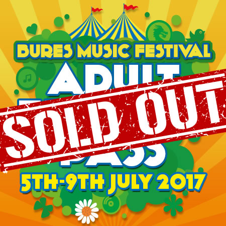 Adult Festival Pass Sold Out