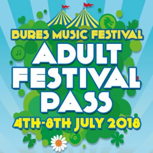 BMF18 Adult Festival Pass
