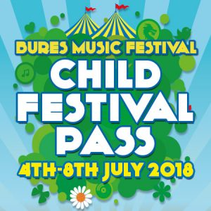 BMF18 Child Festival Pass