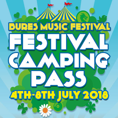BMF18 Camping Pass