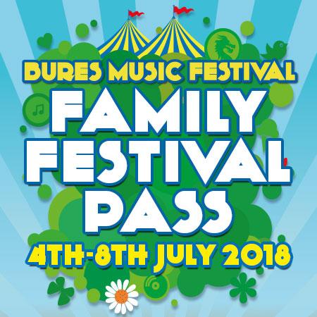 Family Festival Pass