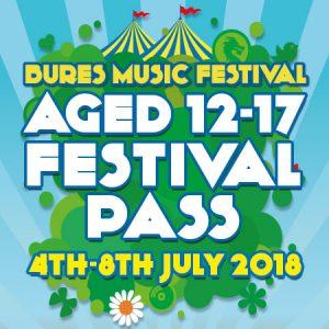 Teen Festival Pass