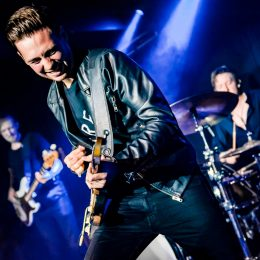 Laurence Jones adding to the Friday blues