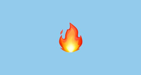 Fire risk warning