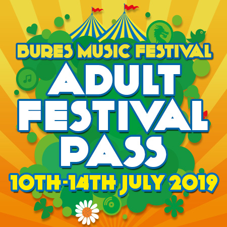 Adult Festival Pass 2019