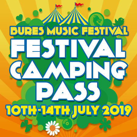Festival Camping Pass 2019