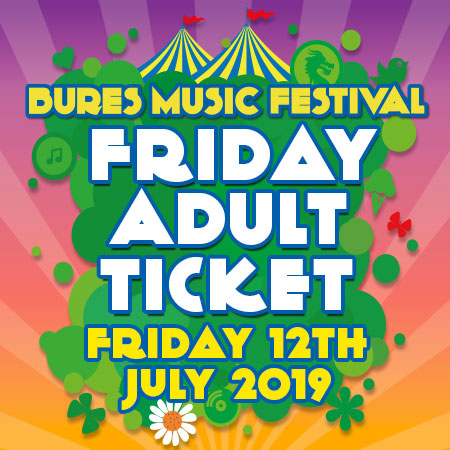 BMF19 Adult Friday 12th July