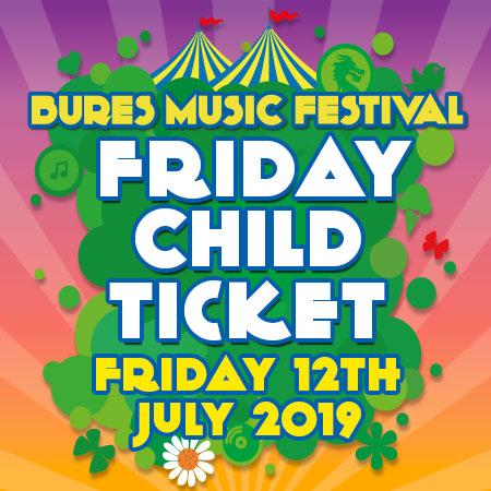 BMF19 Friday Child 12 July