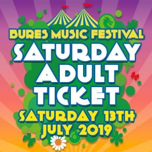 BMF19 Adult Ticket Saturday 13th July