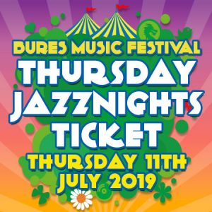 BMF 19 Jazznights Thursday 11th July