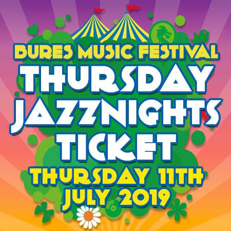 BMF 19 Jazznights Thursday 11th July