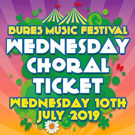 BMF 19 Choral Wednesday 10th July