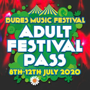 Adult Festival Pass 2020