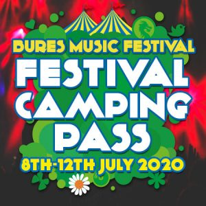 Festival Camping Pass 2020