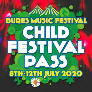 Child Festival Pass 2020