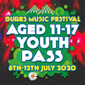 Youth Festival Pass 2020