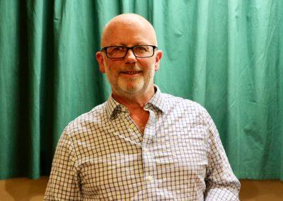 Peter Harries - BMF Chairman